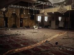 El reportero Moisés Saman condensa el lenguaje corporal en las zonas en conflicto