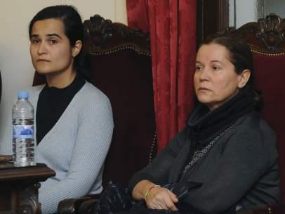 Monserrat González y Triana Martínez