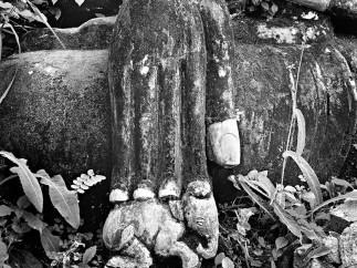 Buddha Blessing, Myanmar 2011