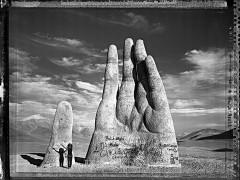 Recorre el mundo desde hace 30 años para hacer fotos de piedras