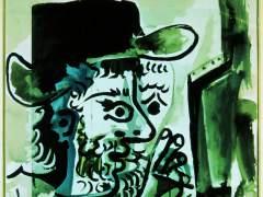 'El pintor trabajando', de Picasso