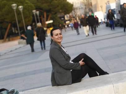 Susana Heredia, superviviente de cáncer de ovario