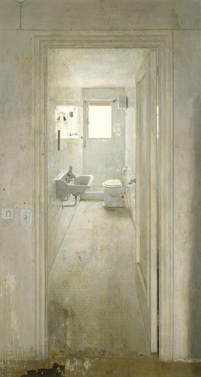 Foto: \'El cuarto de baño\', 1966 | \'Realistas de Madrid\' en el Thyssen