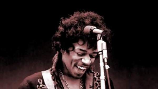 Jimmy Hendrix (1942-1970)