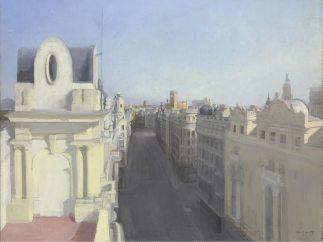 'Gran Vía II', 1990