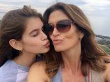 Cindy Crawford y su hija