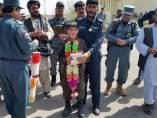 Wasil, el niño que combatía a los talibanes
