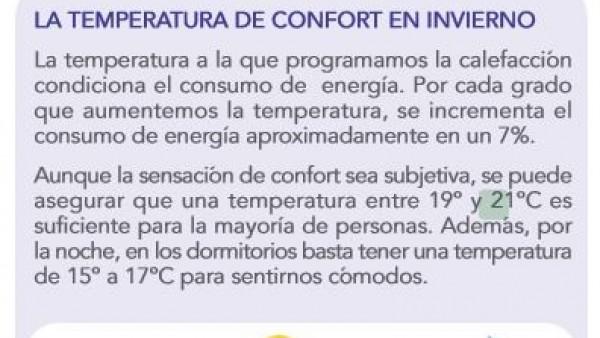 Consejos sobre calefacción