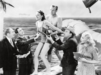 Publicity still, Turnabout, 1940