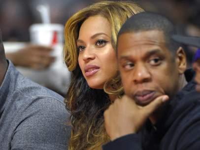 Beyoncé y su marido, Jay-Z
