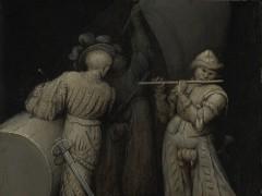 Juntan por primera vez las tres únicas obras monocromas de Brueghel el Viejo