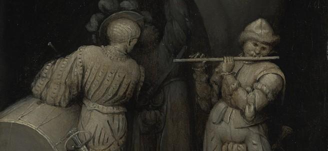 Las grisallas de Brueghel