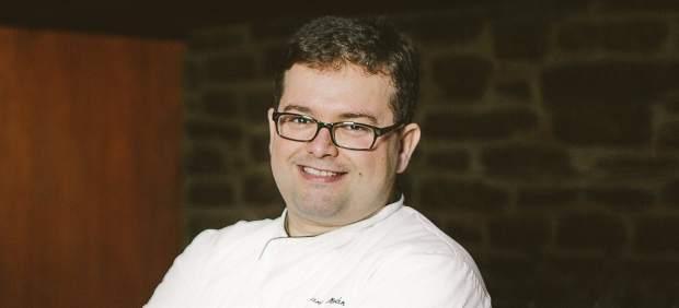 Marcos Morán, Premio Chef de L' Avenir de la Academia Internacional de Gastronomía