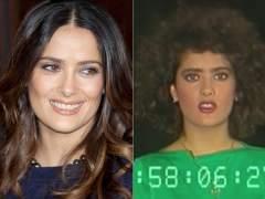 Así fue el primer casting de Salma Hayek, cuando apenas tenía 20 años