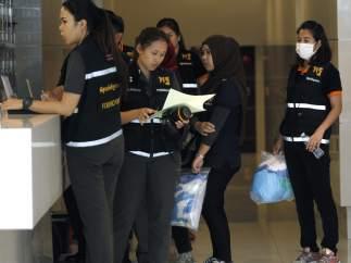 Policía tailandesa