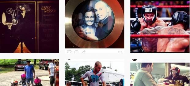 Las últimas publicaciones de Dave Mirra en Instagram