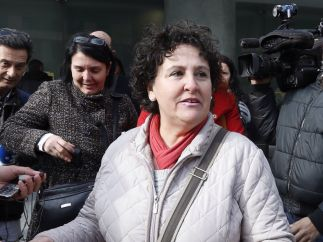 El Gobierno indulta a María Salmerón