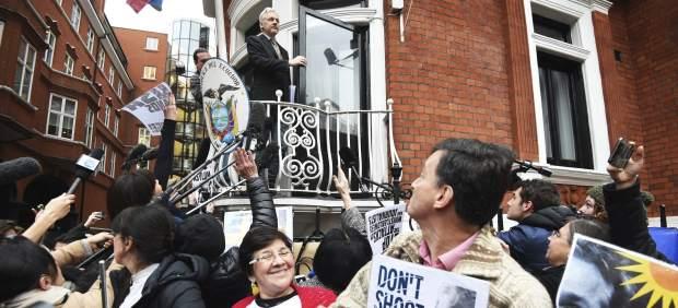 """Assange, sobre el dictamen de la ONU: """"Es un victoria histórica"""""""
