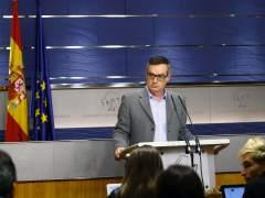 C's transmite al PSOE sus prioridades