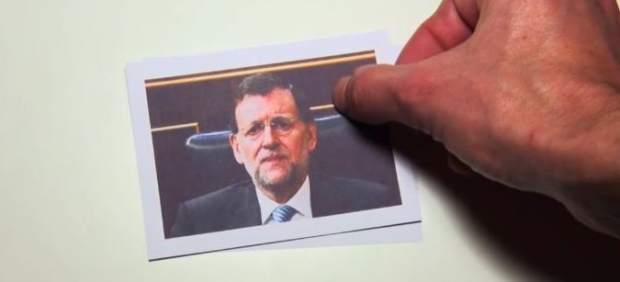 El vídeo de la amistad de Rajoy en Facebook
