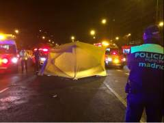 Muere un joven de 25 años al ser atropellado por un taxi