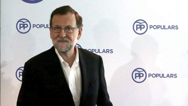 """Asegura Con Nosotrosasegura: Rajoy Ve Como Un """"escenario Imposible"""" Que El PP Se"""