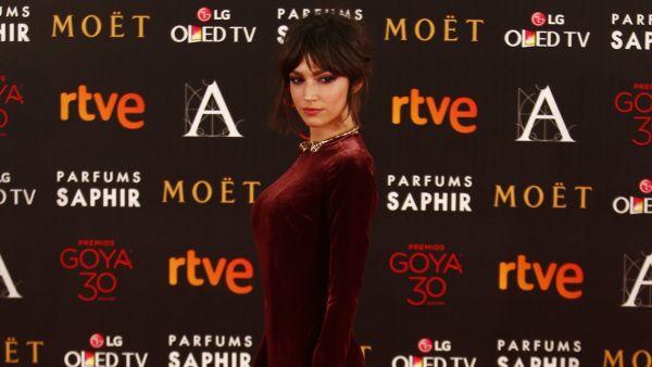 Lo que no viste de la alfombra roja de los Goya 2016