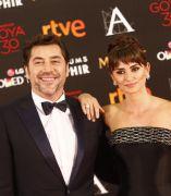 Javier Bardem y Penélope Cruz