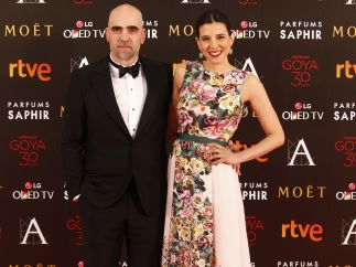 Luis Tosar y María Luisa Mayol