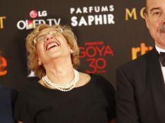 Pablo Iglesias rompe con su imagen en los Goya
