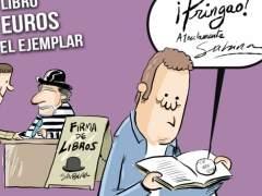 Joaquín Sabina vende su último libro por 2.100 euros