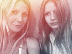 Una foto de Gwyneth Paltrow con su hija Apple arrasa