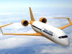 Avión eléctrico