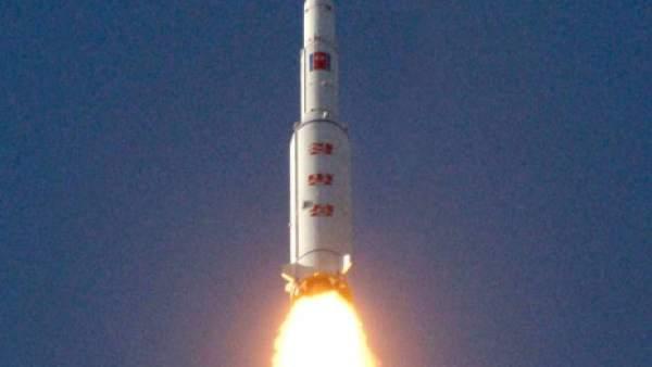 El satélite coreano Kwangmyongsong-4 (Estrella Brillante-4)