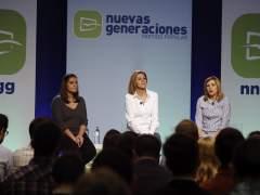 Cospedal dice que Sánchez se ha negado a hablar con el PP 17 veces