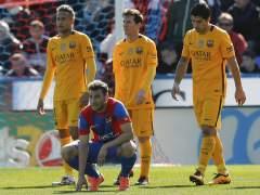 Victoria del Barça en el campo de un Levante que mereció más