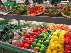 Un supermercado francés