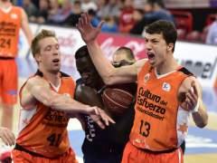 Liga ACB: Baskonia acaba con la racha de Valencia