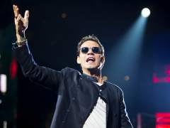"Marc Anthony la lía en NY: ""fuck Donald Trump"""