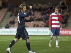 """El Madrid reconoce que el gol de Modric les da """"vida"""" en la Liga"""