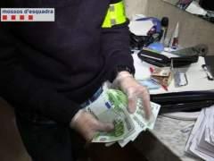 Operación contra una red criminal
