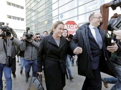 Concejales del PP declaran por el 'caso Imelsa'
