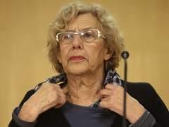 """Manuela Carmena: """"Cesar a Celia Mayer ahora sería injusto"""""""