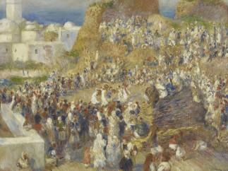 Pierre-Auguste Renoir - Arab Festival, 1881