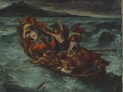 Londres restaura a Delacroix, ninguneado en su tiempo por 'incompetente'