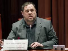 El vicepresidente económico de la Generalitat, Oriol Junqueras.
