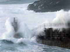 Asturias también sufre el temporal