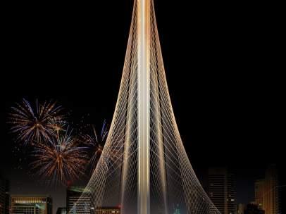 Torre de Dubai Creek
