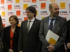 Puigdemont pide proteger el catalán y exportarlo como lengua internacional