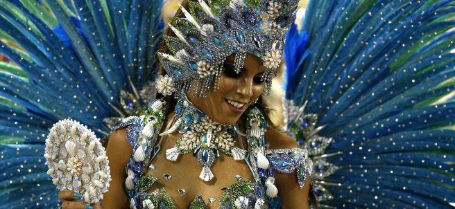 El mundo se viste de carnaval